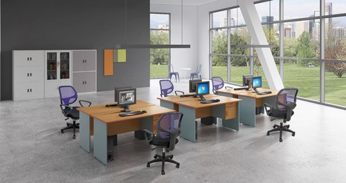 Mua ghế xoay văn phòng thiết kế không gian làm việc