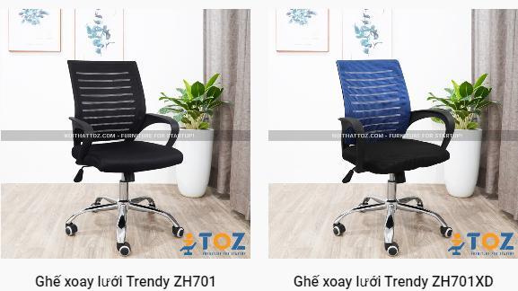 Mua ghế xoay văn phòng giá rẻ Phát Phát