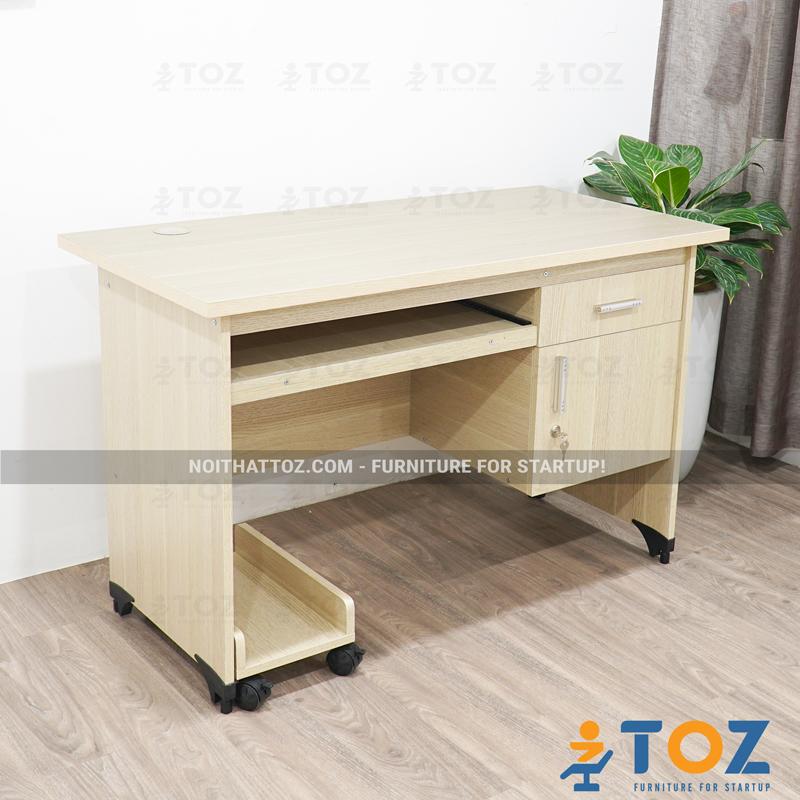 Sở hữu mẫu bàn làm việc đơn giản với thiết kế hiện đại - 1