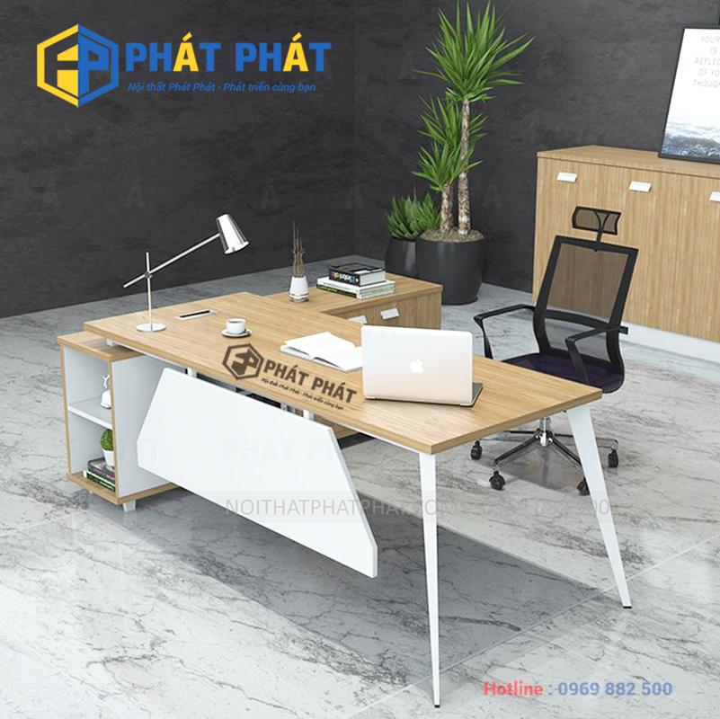 Mua bàn làm việc văn phòng giá rẻ tại Hà Nội
