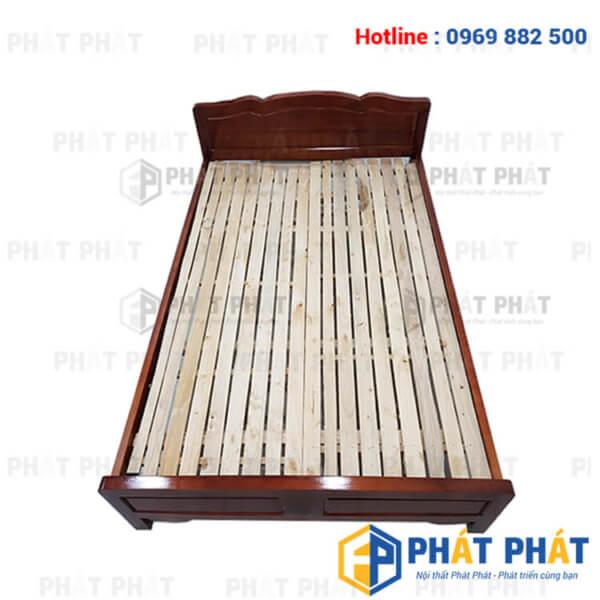 Kinh nghiệm mua giường gỗ keo giá rẻ chất lượng tốt