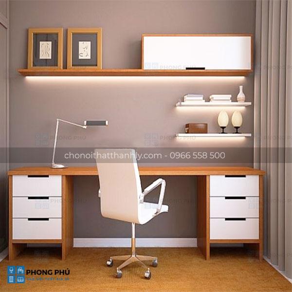 Địa chỉ cung cấp bàn làm việc tại nhà giá rẻ,chất lượng - 3