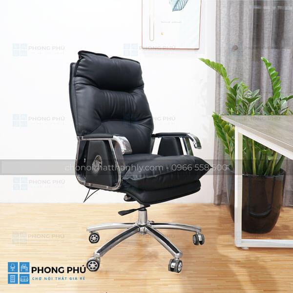 Địa chỉ uy tín cung cấp ghế giám đốc hiện đại, chất lượng - 1
