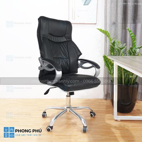 Chọn mẫu ghế xoay trưởng phòng như thế nào cho phù hợp - 2