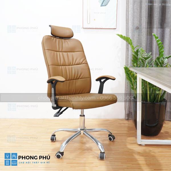 Chọn mẫu ghế xoay trưởng phòng như thế nào cho phù hợp