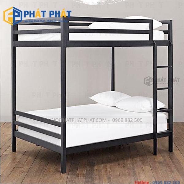 Vì sao nên chọn mua mẫu giường tầng sắt ? | Những mẫu giường sắt giá rẻ